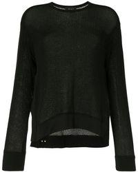Alala Crane セーター - ブラック