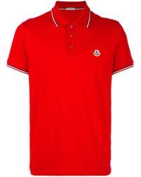 cad2103c4161 Lyst - Men s Moncler T-shirts