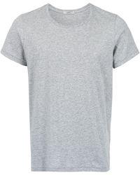 Egrey クラシック Tシャツ - グレー