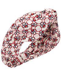 Fendi - Geometric Logo Headband - Lyst