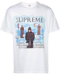 Supreme - Levitation プリント Tシャツ - Lyst