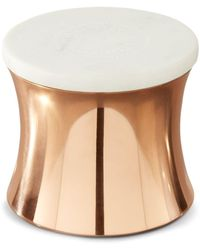 Tom Dixon Large London Scented Candle - Metallic