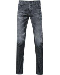 HL Heddie Lovu Washed Skinny Jeans - Grey