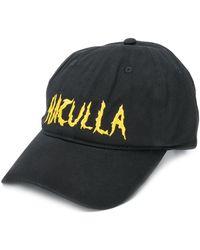 Haculla Embroidered Baseball Cap - Black