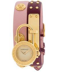 Versace メデューサ Icon 腕時計 - マルチカラー
