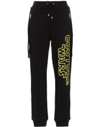 Moschino - Joggers 'Couture Wars' - Lyst