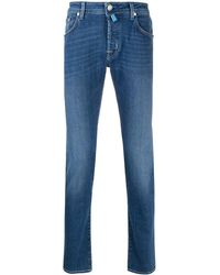 Jacob Cohen Slim-fit Jeans - Blauw