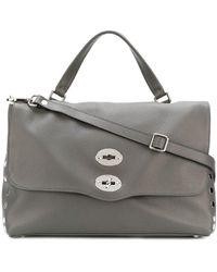 Zanellato Studded tote bag - Multicolore