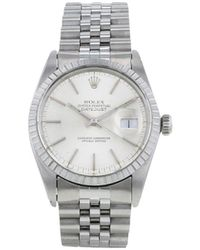 Rolex Datejust Horloge - Metallic