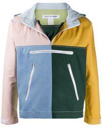 Comme des Garçons - Colour-block Jacket - Lyst