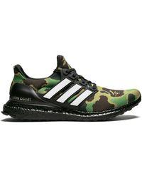 adidas Bape x 'Ultra Boost' Sneakers - Schwarz