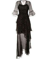 We Are Kindred Arabella ストライプ ドレス - ブラック