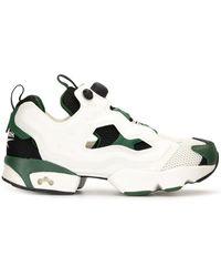 Reebok Instapump Fury Sneakers - White