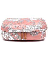 Emilio Pucci Rugiada Print Cosmetics Case - Pink