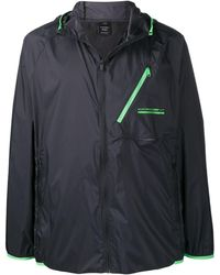 Oakley コントラスト フーデッドジャケット - マルチカラー