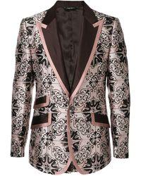 Dolce & Gabbana - Maiolica ジャケット - Lyst
