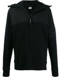 C.P. Company レンズディテール スウェットシャツ - ブラック