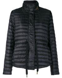 MICHAEL Michael Kors - Zipped-up Padded Jacket - Lyst