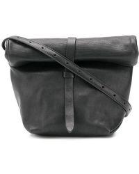 Ann Demeulemeester - Foldover Shoulder Bag - Lyst