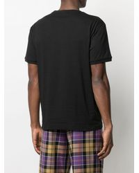 Vivienne Westwood T-shirt con stampa - Nero