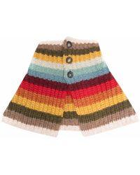 Alanui Rainbow スカーフ - ブラウン