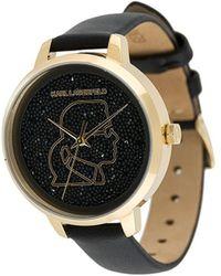Karl Lagerfeld Наручные Часы Kameo Karl - Многоцветный