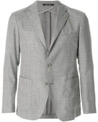 Tagliatore - Classic Tailored Jacket - Lyst