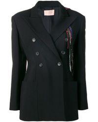 Christopher Kane - Embellished Formal Blazer - Lyst