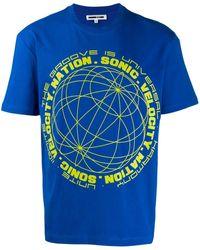 McQ - Earth Tシャツ - Lyst
