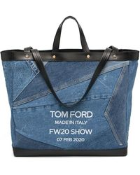 Tom Ford - T Screw ハンドバッグ - Lyst