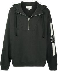 Gucci Худи С Логотипом - Черный