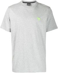 PS by Paul Smith ジャージー Tシャツ - グレー