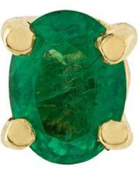 Wouters & Hendrix - Emerald Earring - Lyst