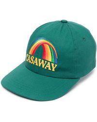 CASABLANCA Бейсболка С Вышивкой Casaway - Зеленый