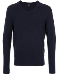 Osklen セーター - ブルー