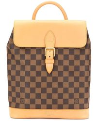 Louis Vuitton Pre-owned Arlequin Backpack - Brown