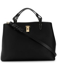 Bally - Top Handle Tote - Lyst