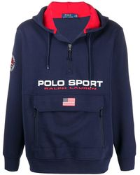 Polo Ralph Lauren - ロゴ ジップパーカー - Lyst
