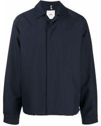 OAMC System シャツジャケット - ブルー