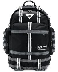 Eastpak White Mountaineering Backpack - Zwart
