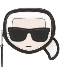 Karl Lagerfeld - K/ikonik コインケース - Lyst