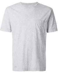 Cerruti 1881 Chest Pocket T-shirt - Gray