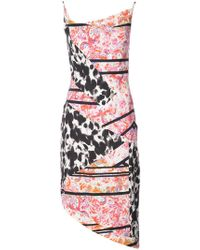Nicole Miller - Fancha Dress - Lyst
