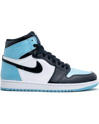 Nike Air 1 High Og Sneakers - Blauw
