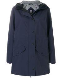Canada Goose Куртка 'trinity' - Синий