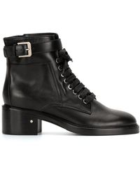 Laurence Dacade - Solene Lace-up Ankle Boots - Lyst