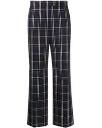frenken Pantalones a cuadros - Azul