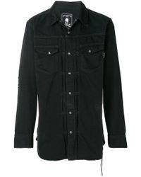 Mastermind Japan - Chest Pocket Shirt - Lyst