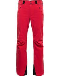 Aztech Mountain Pantalon de ski Team Aztech - Rouge