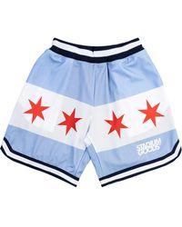 Stadium Goods Chicago Team Shorts - White